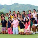 飛ばし屋女子プロゴルファー 最も有効的な飛距離を出しているのは?